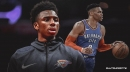 Hamidou Diallo's immediate reaction to Russell Westbrook trade to Rockets