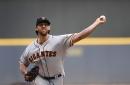 Giants following Madison Bumgarner's lead as trade rumors swirl