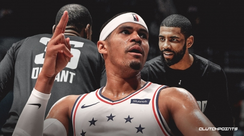Sixers star Tobias Harris 'wasn't surprised' Kevin Durant and Kyrie Irving signed with the Nets