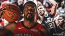 Pelicans' Derrick Favors says playing behind Jazz center Rudy Gobert limited him 'on a daily basis'