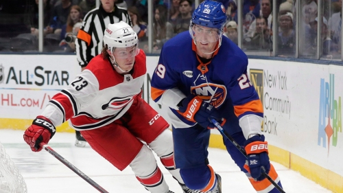 Hurricanes, Brock McGinn agree to two-year deal prior to arbitration