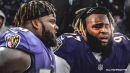 Ravens place DT Michael Pierce on non-football injury list