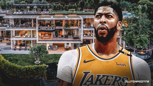 Anthony Davis hasn't bought a house in LA yet, renting Bel-Air mansion at $50k per month