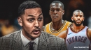 Ryan Hollins claims Lakers' Rajon Rondo will have a better season than Thunder's Chris Paul
