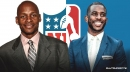 Chris Paul, Ray Allen, other NBA stars team up for golf match against NFL counterparts