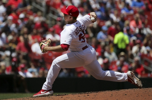 Cardinals bring back Helsley to fortify bullpen (for the moment)