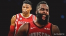 James Harden says he and Russell Westbrook possess the same drive to get better