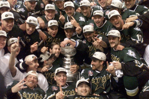 Why it's premature to compare the current Stars to the 1999 Stanley Cup team