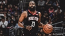 James Harden acknowledges shortcomings, but says he won't stop until he wins an NBA title