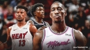 Bam Adebayo says Heat ar 'kind of more serious' now with Jimmy Butler