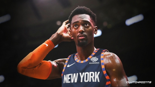 Bobby Portis says his free-agency experience was 'up and down,' believes playing for Knicks 'will allow my career to reach new heights'