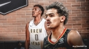 Trae Young puts on a show in Drew League with near triple-double
