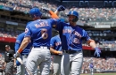 NY Mets have a blast with four home runs in rout of Giants in San Francisco