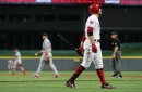 RedsXtra: 'There's no reason for me to play like this,' Joey Votto says