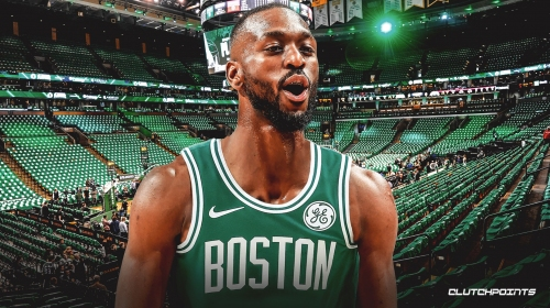 Celtics point guard Kemba Walker is 'itching' to get back to the playoffs