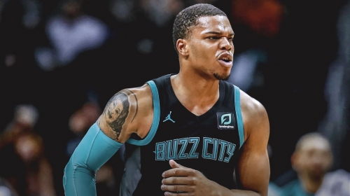 Hornets forward Miles Bridges admits he was 'really out of shape' last year