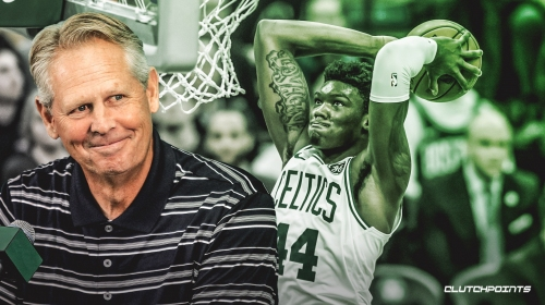 Celtics GM Danny Ainge says Robert Williams will become a contributor in 2019-20