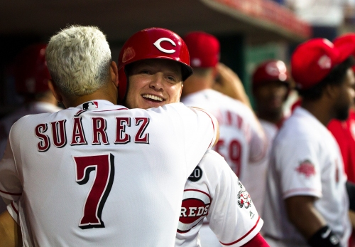 Josh VanMeter's home run lifts Cincinnati Reds to a 3-2 victory over St. Louis Cardinals
