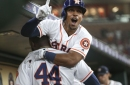 New hope in the rotation: Jose Urquidy dominates Rangers. Astros take game two, 6-1