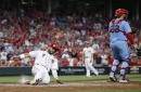 Reds' turn to rally as Mikolas' gem fades, Cardinals can't capitalize on chances
