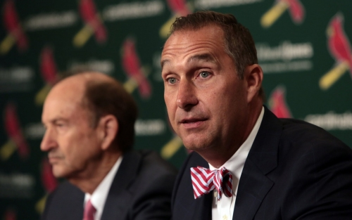 Goold: Trade deadline offers test of Cardinals' direction as pressure intensifies