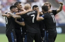 San Jose Earthquakes stay hot, dominate Vancouver