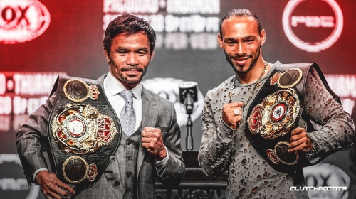 NBA players react to Manny Pacquiao's win vs. Keith Thurman
