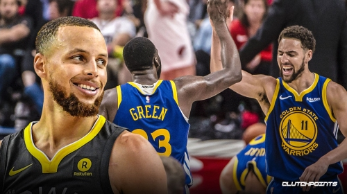 With the NBA back in balance, let's not write off the Golden State Warriors just yet