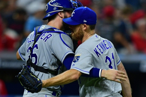 Sunday Thread: Royals at Indians