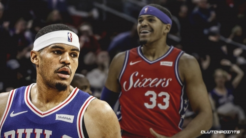 Tobias Harris believes he was 'definitely underutilized' with Sixers this past season