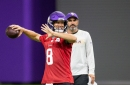 ESPN predicts that Kirk Cousins will sign an extension with the Vikings