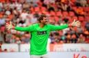 Watch: Mavs legend Dirk Nowitzki takes part in charity soccer match in Germany