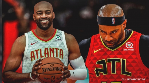 Vince Carter wants to sign somewhere he'll get to play
