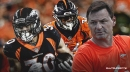 Broncos' Rich Scangarello says Phillip Lindsay and Royce Freeman remind him of Falcons running back duo