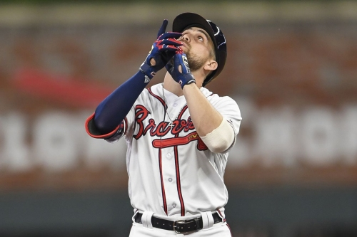 Ender Inciarte returns to the lineup for Sunday's series finale against Washington