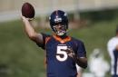 Broncos lack experience behind QB Joe Flacco