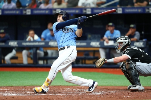 Rays 4, White Sox 2: Mama, there goes that man again!