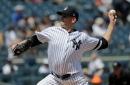 Yankees' win streak snapped in loss to Colorado Rockies