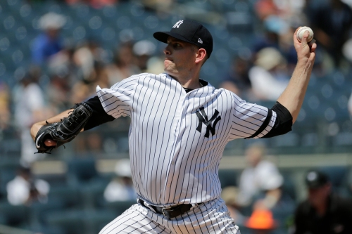 Yankees' win streak snapped in loss to Colorado Rockies