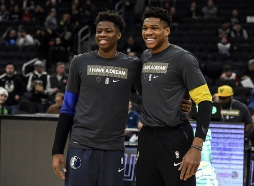 NBA Free Agency Rumors: Kostas Antetokounmpo Signs Two-Way Deal With Lakers