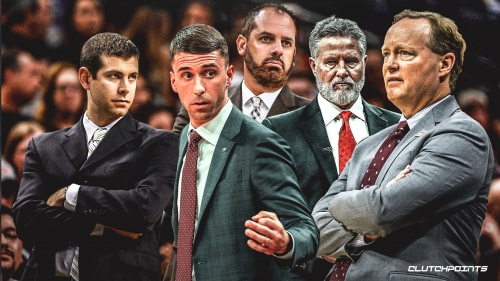 5 coaches who will enter the 2019-20 NBA season on the hot seat