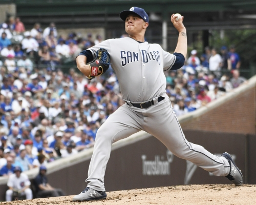 Padres rookies salvage series finale against Cubs