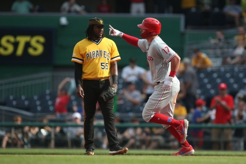Crank it in eleven: Phillies 2, Pirates 1