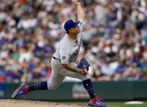 Dave Roberts Doesn't Rule Out Julio Urias Re-Joining Dodgers Starting Rotation During 2019 Season