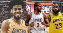 Quinn Cook excited about Lakers-Clippers rivalry after big moves