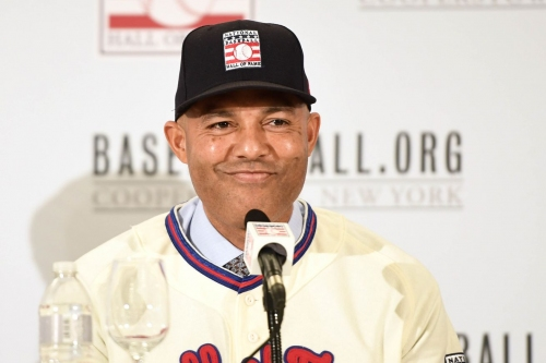 An ode to Mariano Rivera upon his induction