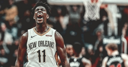 Jrue Holiday excited, confident Pelicans can compete in tough West
