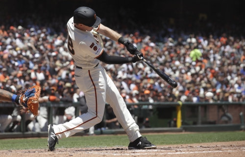 Giants earn another walk-off win over New York Mets