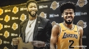 Quinn Cook admits Anthony Davis is a 'big, big, big, big reason' why he's with the Lakers now