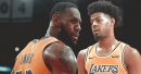 Lakers' Quinn Cook explains how he first became close with LeBron James